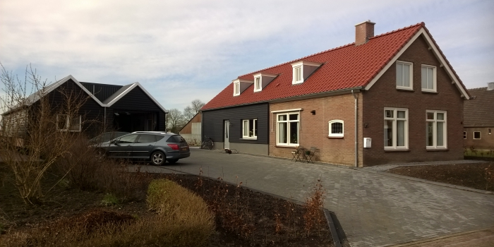 Re-style woning Hedel